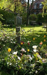 Frühling im Hauptstadtgarten
